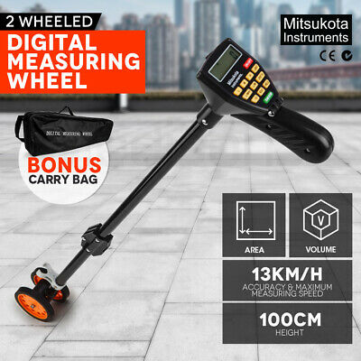 New MITSUKOTA 13KM Digital Measuring Wheel Walking Surveyor Tape Measure