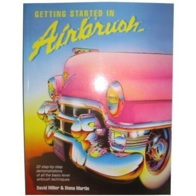 Book Getting started in airbrush, englisch
