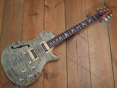 ** Paul Reed Smith PRS SE Zach Myers Signature Flame Top TG / Trampas Green **