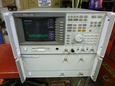 Hp 89441A Vector Signal Analyzer  If  W / Rf Section