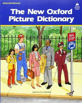 The New Oxford Picture Dictionary-E.C. Parnwell, Marvin Yellowhair