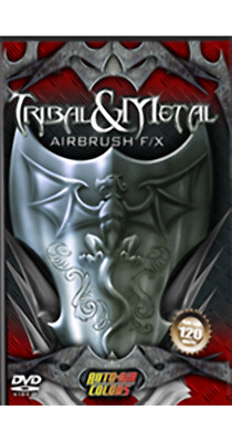 DVD Tribal & Metal 220 032