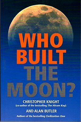 Who Built the Moon-Alan Butler, Christopher Knight
