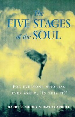 The Five Stages of the Soul: For Everyone Who Has Ever Asked, is This it?-Harry
