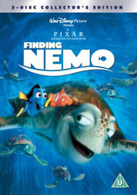 Finding Nemo DVD (2004) Lee Unkrich
