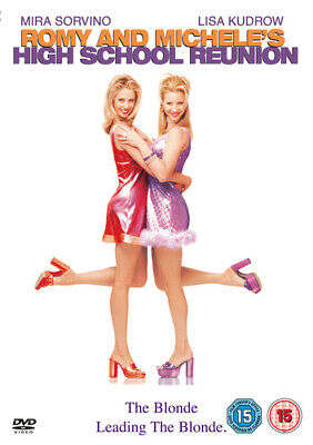 Romy and Michelle's High School Reunion DVD (2001) Mira Sorvino