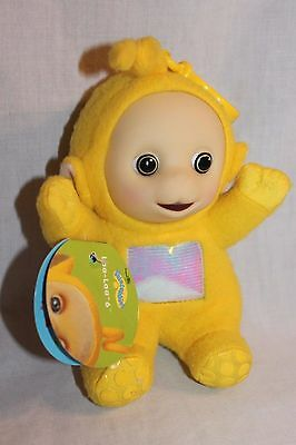 Nwt Teletubbies Keychain Laa Laa  Plush Dolls  6""