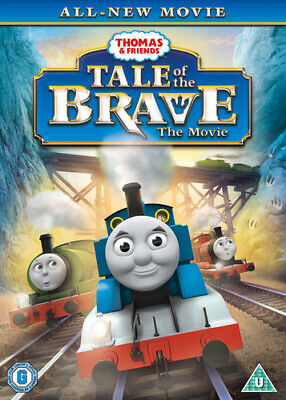 Thomas & Friends: Tale of the Brave DVD (2014) Rob Silvestri cert U Great Value