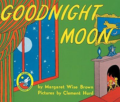 Goodnight Moon-Margaret Wise Brown, Clement Hurd