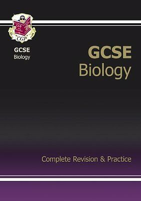 GCSE Biology Complete Revision & Practice By CGP Books