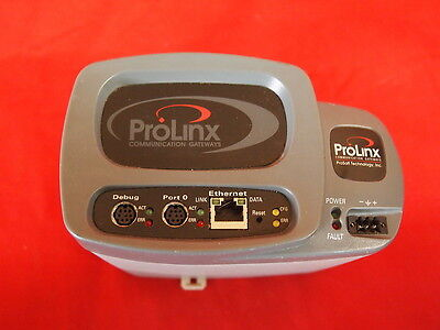 Prolinx 4201-Dfnt-Ascii Communication Gateway By Prosoft Tech. Ser C(1D3)