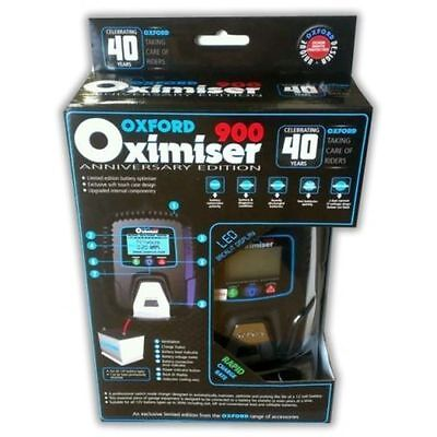 Oxford Oximiser 900 Motorcycle Battery Charger Management OF570AF  NEW BOXED