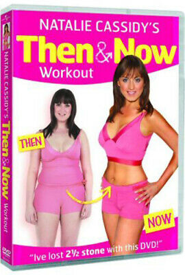 Natalie Cassidy's Then and Now Workout DVD (2007) Natalie Cassidy