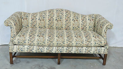 Southwood Designer Couch Chippendale Mahogany