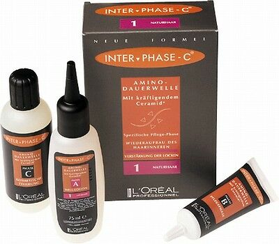 Loreal Inter-Phase DW-1 f. normales Naturhaar