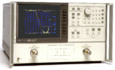 HP/Agilent 8719C -010 Vector Network Analyzer, 50 MHz to 13.5 GHz with swept syn