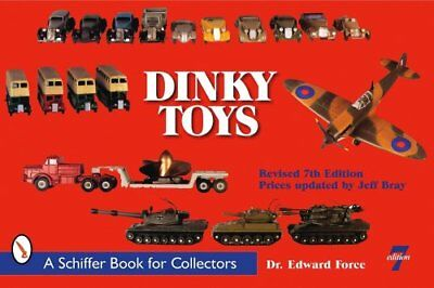 Dinky Toys (Schiffer Book for Collectors)-Edward Force