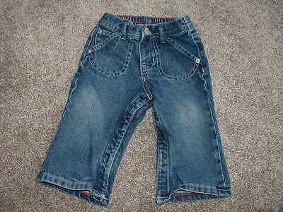 Infant Baby GAP Denim Pants Jeans Size 12-18 months mos Fall Winter Clothes
