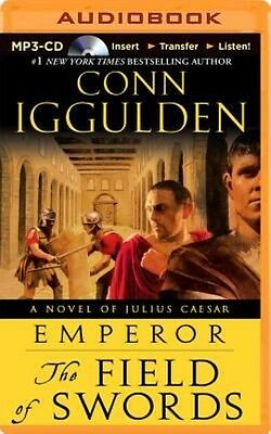 The Field of Swords by Conn Iggulden MP3 CD Book (English)