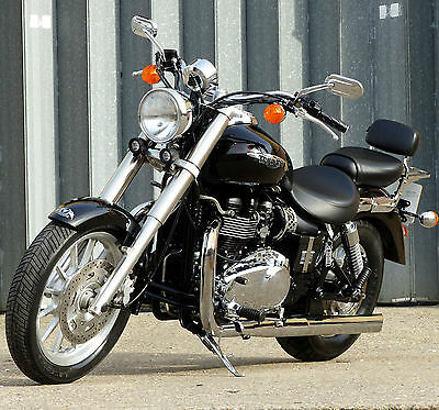 2008 Triumph Bonneville America 865, Outstanding Example, Just 3214 Miles...