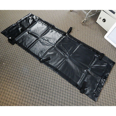 """Medical Inc. Vinyl  Human Remains Disaster Body Bag Corpse Pouch 96"""" x 36"""""""