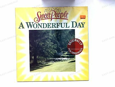 Sweet People - A Wonderful Day GER LP 1981 //4