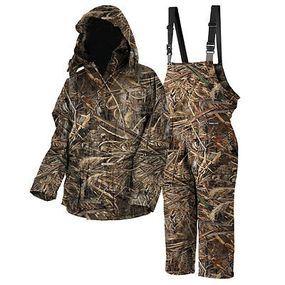 ProLogic Comfort Thermo Fishing Suit Camo 2-Pcs Waterproof Windproof Lightweight