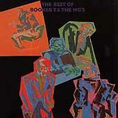 Booker T. & the MG's - Best of [Atlantic]   1984  CD