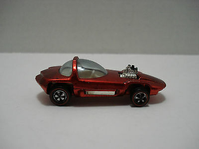 Hot Wheels Red Line Silhouette Car  Vintage U.s.a. 1967 Scale 1:64