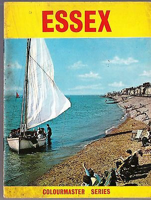 Essex - A Tourist Guide 1960's Colourmaster booklet