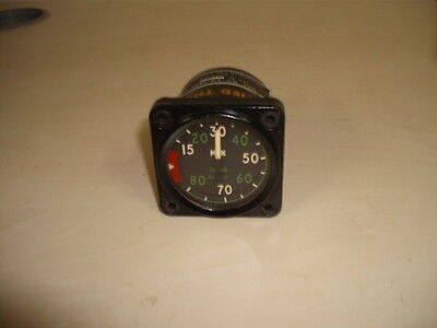 Aircraft Parts BAC JET PROVOST ROLLS ROYCE VIPER MANIFOLD PRESSURE GAUGE