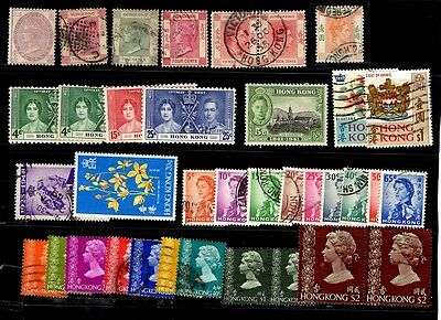 Hong Collection - QV onwards including 1937 Coronation MM