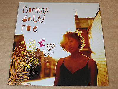 EX/EX- !! Corinne Bailey Rae/Self Titled/2006 EMI Gatefold LP