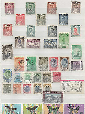 Thailand 1951 - 1968 Selection