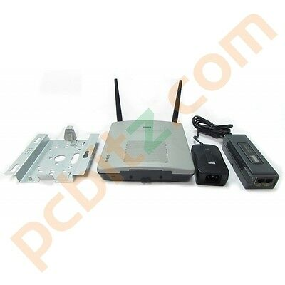 Cisco Aironet AIR-AP1231G-E-K9 Access Point complete with Mount, PSU, Injector