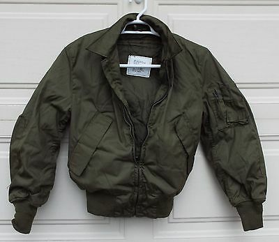 Very Nice Jacket Cold Weather High Temperature Resistant Small Regular Sm Reg