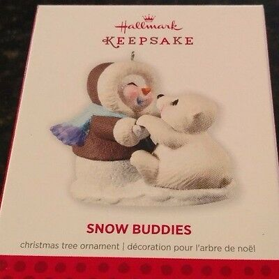 2013 Hallmark Snow Buddies Series Ornament