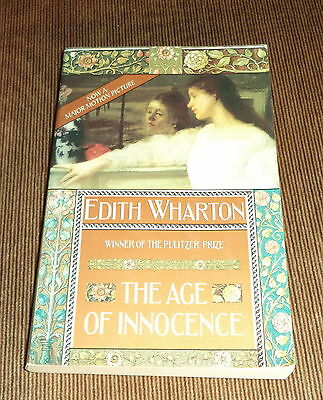 The Age of Innocence by Edith Wharton (1992, Paperback Book)