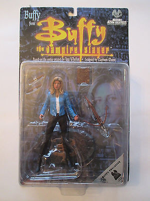 Moc Moore Action Buffy Exclusive Buffy The Vampire Slayer Buffy Action Figure