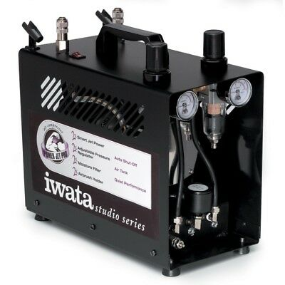 iwata  IS-975 Power Jet Pro Airbrush Kompressor