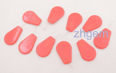 Wholesale 10 pcs red Needle Threaders Thread Guide Use Device Sewing tool