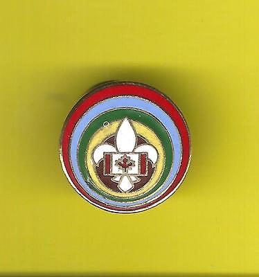Special Canadian Boy Scout  Lapel Pin !  Free Shipping!