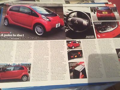 MITSUBISHI I  ARTICLE 2007  ~MitI01