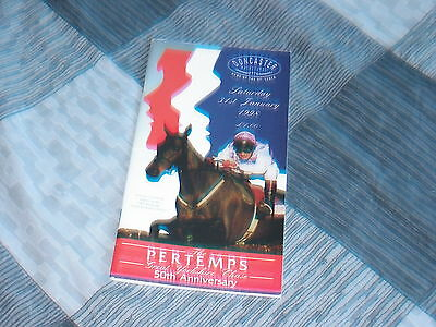 Doncaster Race Card 31St January 1998 Yorkshire Chase... Speaker Weatherill