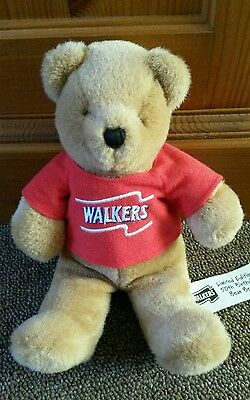 Walkers 50th Birthday Bean Bear Ltd Ed