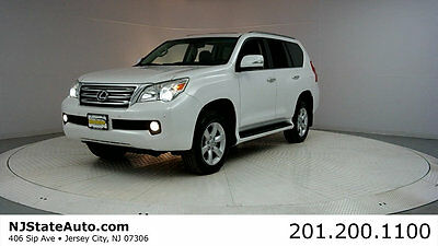 2010 Lexus GX 4WD 4dr Premium 4WD 4dr Premium Lexus GX 460 Leather Sunroof Navigation Backup Camera Pre owned