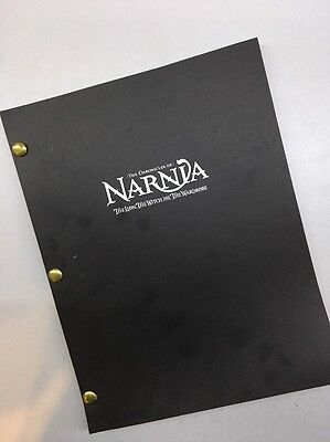 Chronicles Of Narnia - Script - Lion, Witch And Wardrobe