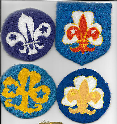 Boy Scout Girl Guide Badges Punch Craft (348)