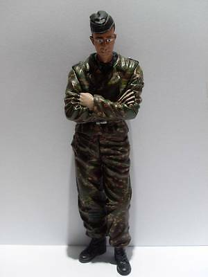 Plastic 1:16 Scale German Tank Crew Standing Figure Suitable for Heng Long