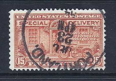 1922 USA Early Special Delivery Stamp 15c Used